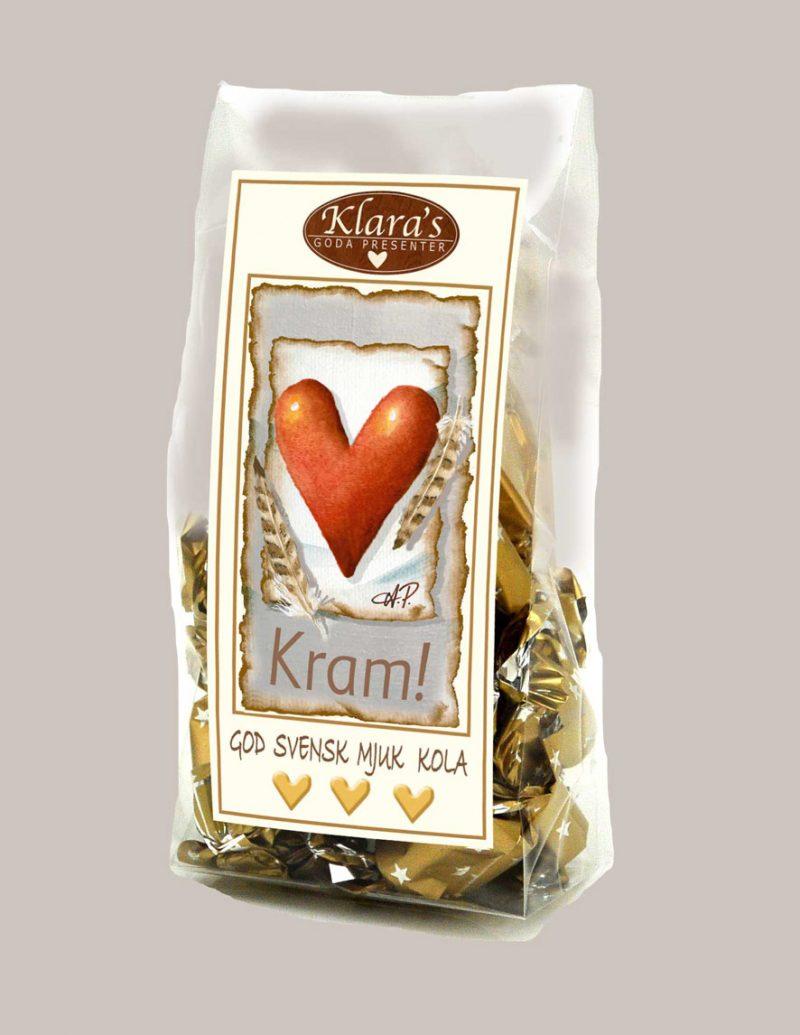 Kram-kola från Klaras Goda Presenter