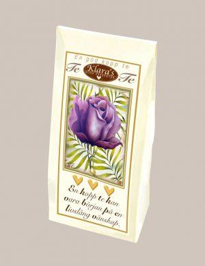 Blomma te från Klaras Goda Presenter