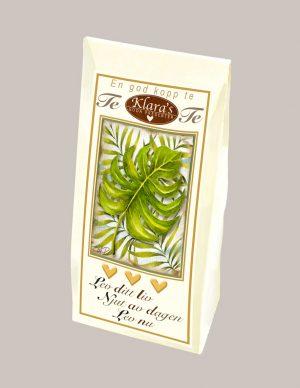 Klaras gröna te