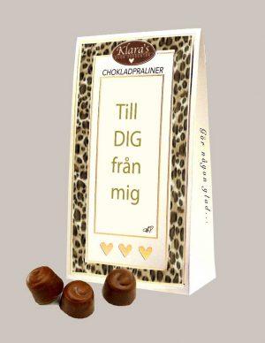 Choklad från Klaras