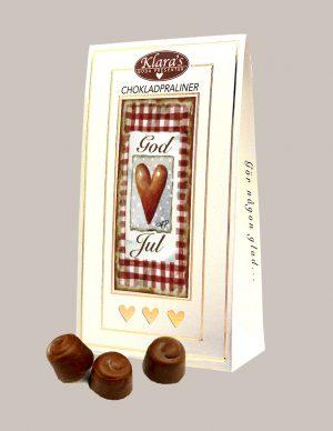 Chokladpralin från Klaras
