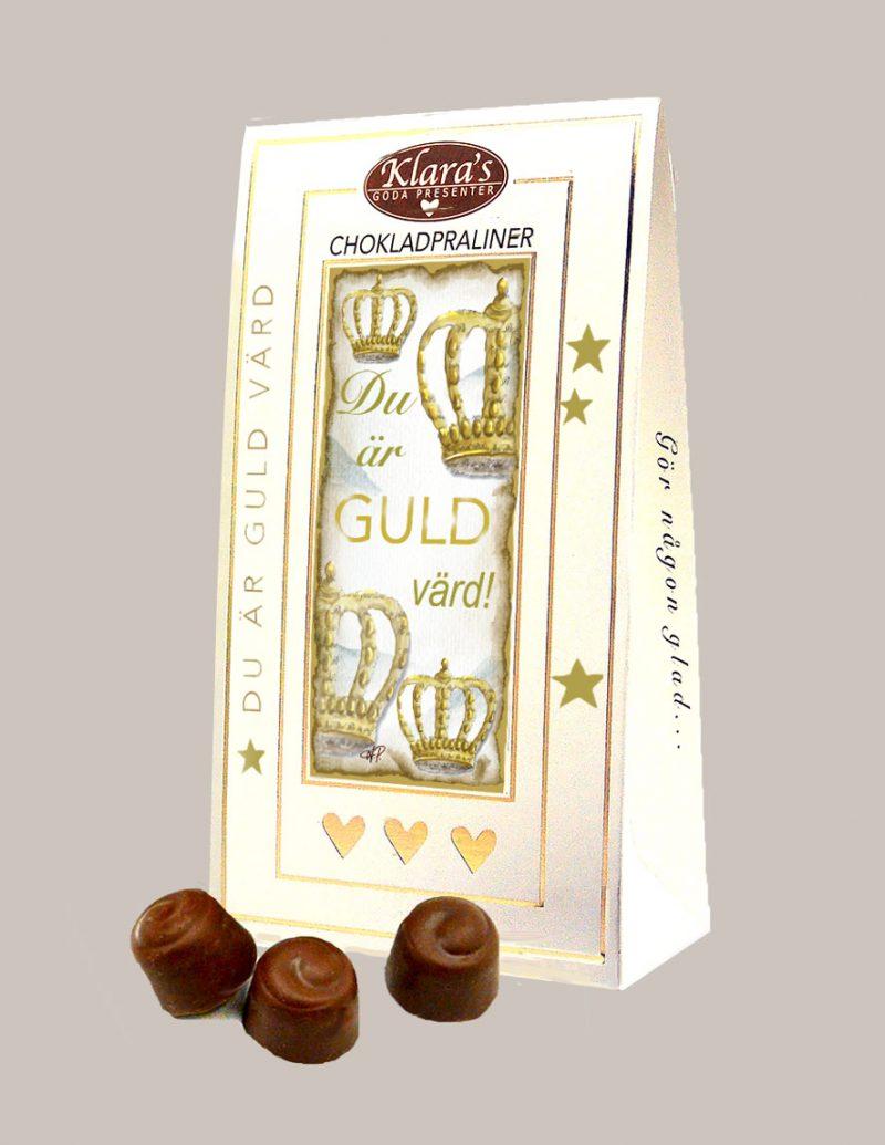 Chokladpraliner från Klaras Goda Presenter