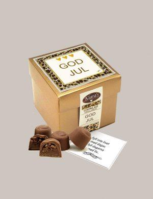 Chokladpraliner för julen från Klaras Goda Presenter